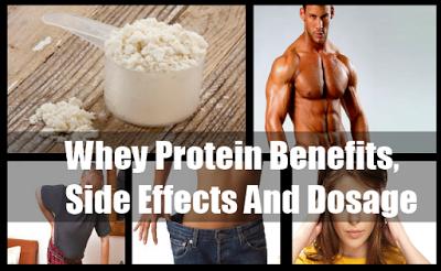 Proteina din zer: beneficii si efecte secundare