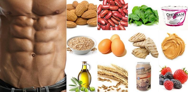 Dieta pentru un abdomen definit
