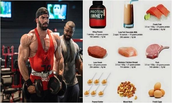 Cei mai bune alimente de câștig in greutate foarte ieftine