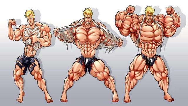 8 secrete pentru a construi masa musculara rapid!