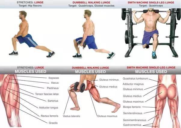 Exercițiul de fandare: 2 moduri de a maximiza recrutarea feselor