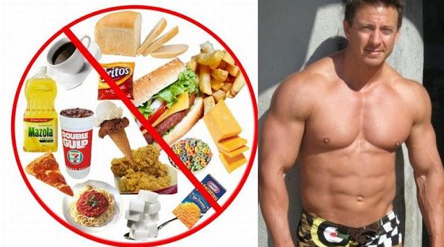 Vrei sa construiesti masa musculara? - Acestea sunt cele 7 alimente pe care nu trebuie să le mănânci niciodată!