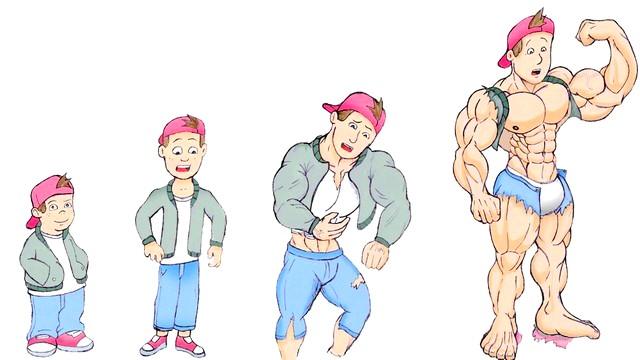 TOP 6 moduri noi de a porni creșterea masei musculare!