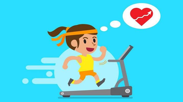 Vedeți ce se întâmplă când faceți exerciții timp de 40 minute în fiecare zi