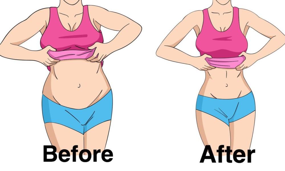 Pierderea grăsimii abdominale după sarcină: cauze, sfaturi și exerciții
