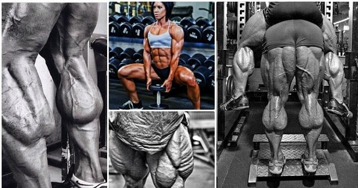 Secretul cel mai important dacă vrei cu adevărat picioare imense și masă musculara