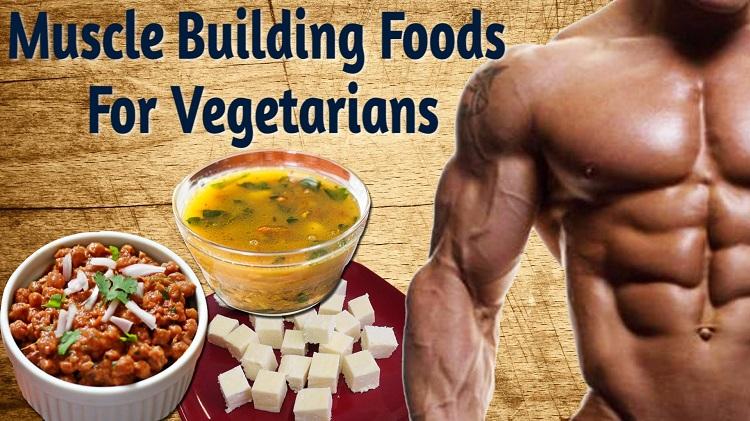 Cele mai bune sfaturi pentru construirea mușchilor daca esti vegetaran