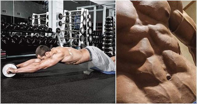 Construiți un abdomen mai puternic cu acest exercitiu
