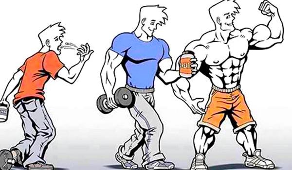 Cum să vă păstrați cresterea masei musculare toată ziua?