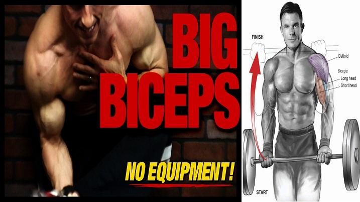 60 de secunde de citit dacă doriți să obțineți bicepsul mai mare!