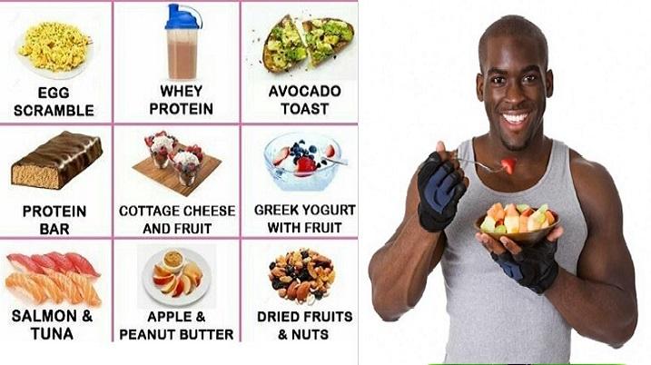Mâncare pre-antrenament: ce să mănânci înainte de un antrenament