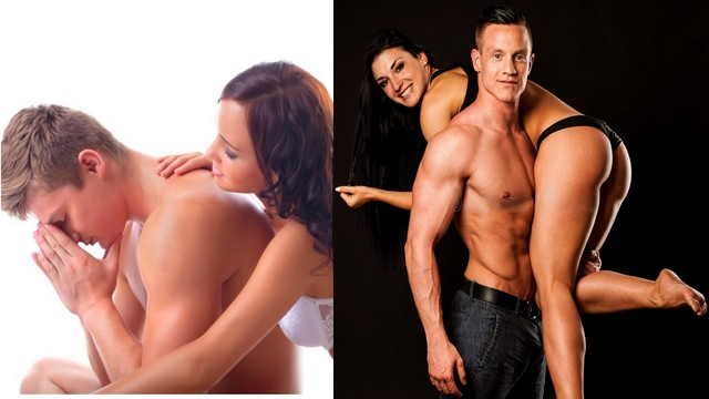 Afectează sexul creșterea masei musculară?